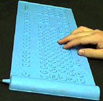 Industrial keyboard IP 65